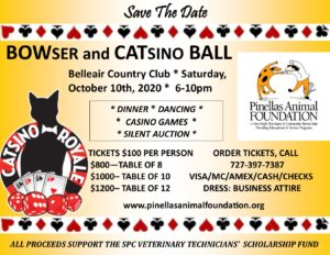 21st BOWser and Catsino Ball | October 10, 2020